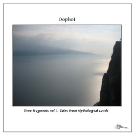 Oophoi : time fragments vol 3: tales from mythological lands