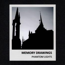 Memory Drawings - phantom lights