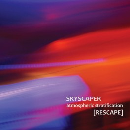 Skyscaper - atmospheric stratification