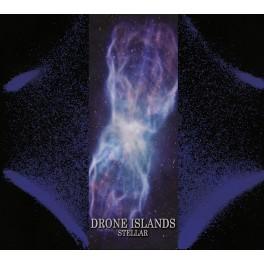 Various Artists  – drone islands - stellar