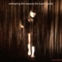 Joan Cambon : reshaping the seasons for kaori's body
