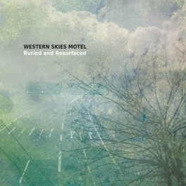Western Skies Motel - buried and resurfaced